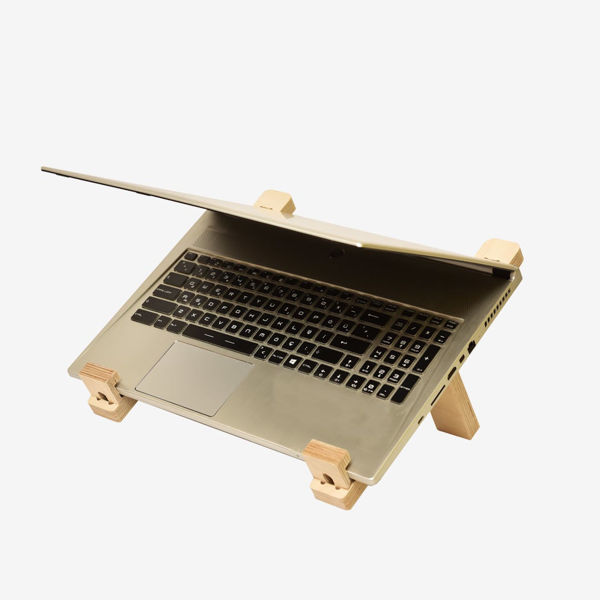Mahi-Mahi Laptop Standı & Kitap Okuma Standı