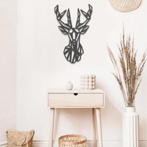 Deer&Dear Geyik Duvar Aksesuarı resmi